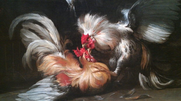 Ruben's roosters