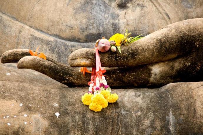 stone-hand-of-buddha